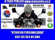 Servicio de motoenvio