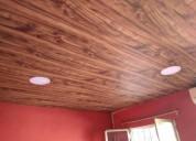 Venta e instalacion de cielo rasos y revestimientos aislantes de calor frio y humedad