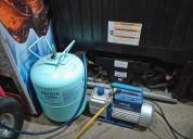 Refrigeracion domestica y comercial reparaciones