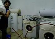 reparacion de calefones y lavarropas