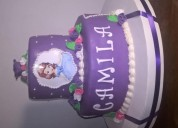 Tortas cumpleano postres cupcakes