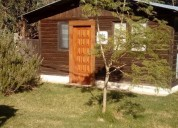 Alquilo cabaña ocean park solanas 2 dormitorios
