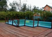 La barra piscina 3 dormitorio