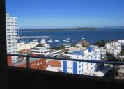 Excelente apartamento en peninsula con vista al puerto 2 dormitorios