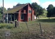Villa serrana hermosa casa original renovada comoda cerca de la represa 2 dormitorios