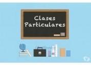 Clases particulares de derecho solo para liceales 3o 5o y 6o