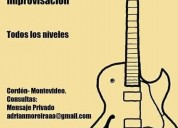 clases de guitarra en zona cordon montevideo