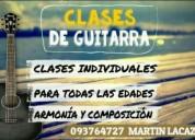clases de guitarra armonia composicion