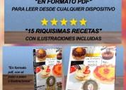 Libro de recetas de reposteria