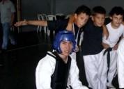 Clases de taekwondo uruguay para ninos jovenes y adultos