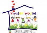 Kinder house maestras especializadas