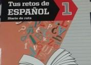 Libros tus retos en espanol 1 2y3