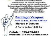 Taekwondo mistico hangil uruguay