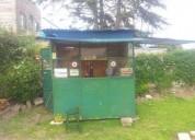Kiosco o cabina en montevideo