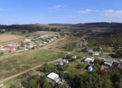 2 terrenos a 9 000 dolares en minas
