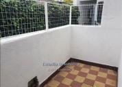 Apartamento 2 dormitorios con patio en montevideo