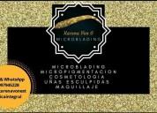 Micropigmentacion facial microblading cejas
