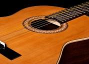 Clases de guitarra en ciudad de la costs
