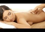 masajes a damas y jóvenes