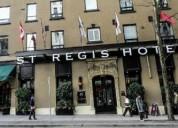 Hotel st regis necesita trabajadores en canadá