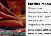 Masajes tántricos para damas