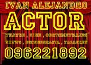 Ivan alejandro ( actor )