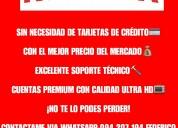 Venta cuentas premium netflix