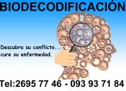 Biodecodificación flaviana, terapeuta.