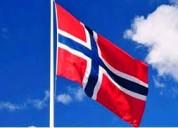 Aprenda idioma noruego