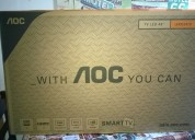 "Tv led 49"" aoc smart le49s5970 1080i"