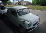 Fiat 600 d. hecho en italia. año 67.