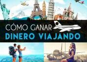 Gran oportunidad negocios de viajes y turismo