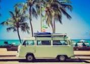 Negocio de viajes y turismo