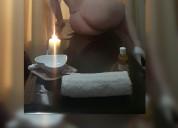 masaje relax con plus erÓtico (masaje ligam y oral
