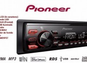 Radio pioneer usb aux etc audio