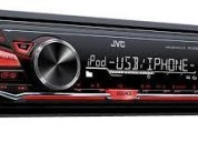 Radio Jvc Multicolor Audio