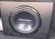 Potencia Boss Y Subwoofer Bomber Audio