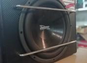 Subwoofer potenciado soundvision audio