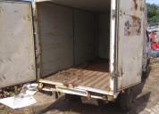 Vendo o permuto furgon termico camioneta repuestos