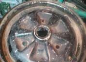 Llanta 3 agujeros para ford corcel o renault 12 o citroen repuestos
