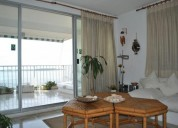 Apartamento en primera linea con vista panoramica al mar 2 dormitorios