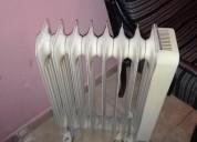 Vendo radiador andando perfecto es estufa y sirve para secar ropa tamb en montevideo