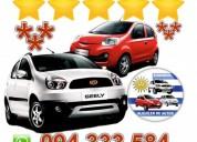 Alquiler de autos promociones