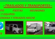Traslados y transportes