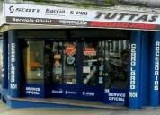 Casa tuttas service oficial de bicicletas baccio y scott