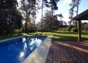 Espectacular brava pda 10 gran piscina en san rafael 5 dormitorios