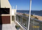 Frente al mar con parrillero propio 2 dormitorios