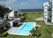 Apartamento play mansa frente al mar 3 dormitorios