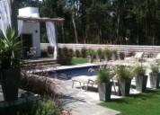 Burnet pinares hermosa con piscina climatizada 4 dormitorios