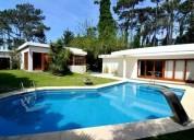 Mansa con piscina excelente puesta 4 dormitorios